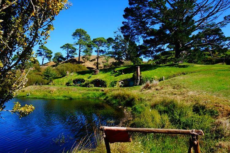 ホビット村1日観光の写真