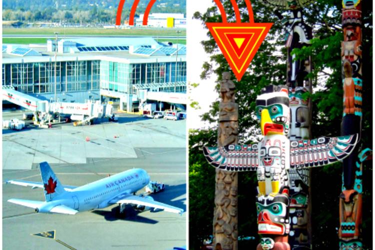 初日におすすめ☆バンクーバー空港送迎+半...の写真