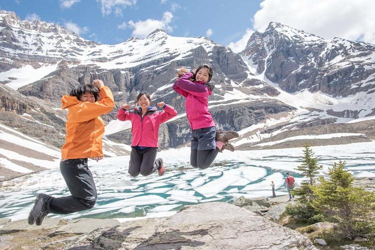 秘境レイクオハラハイキング [お弁当付き...の写真