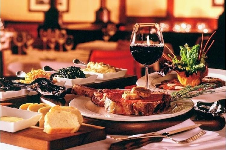『マンハッタンステーキハウス』レストラン...の写真