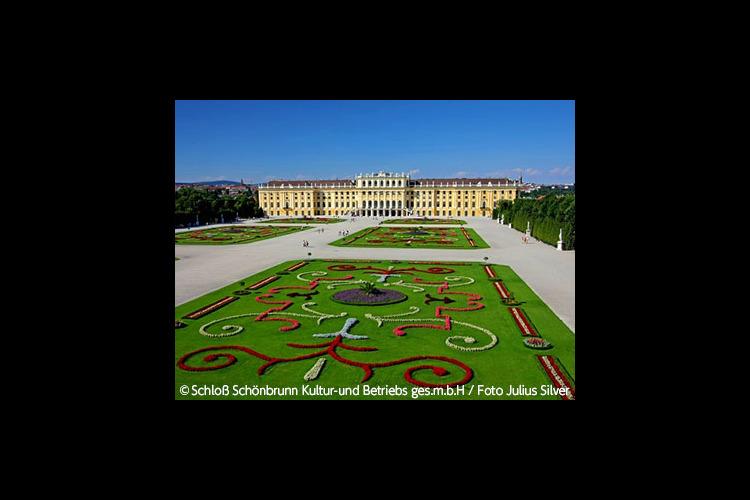 ウィーン市内とシェーンブルン宮殿 午前観...の写真