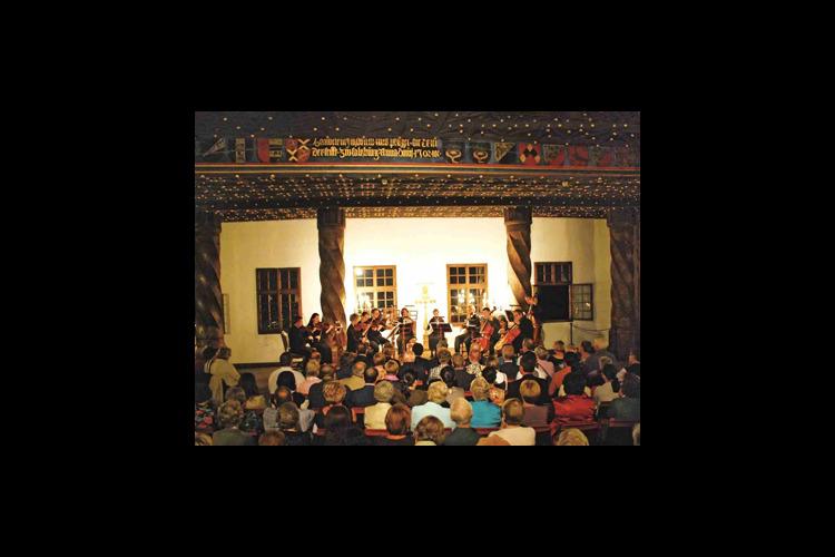 ホーエンザルツブルク城塞コンサートチケッ...の写真
