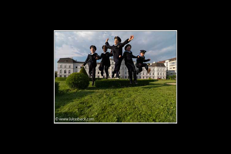 ウィーン少年合唱団 コンサートチケットの写真