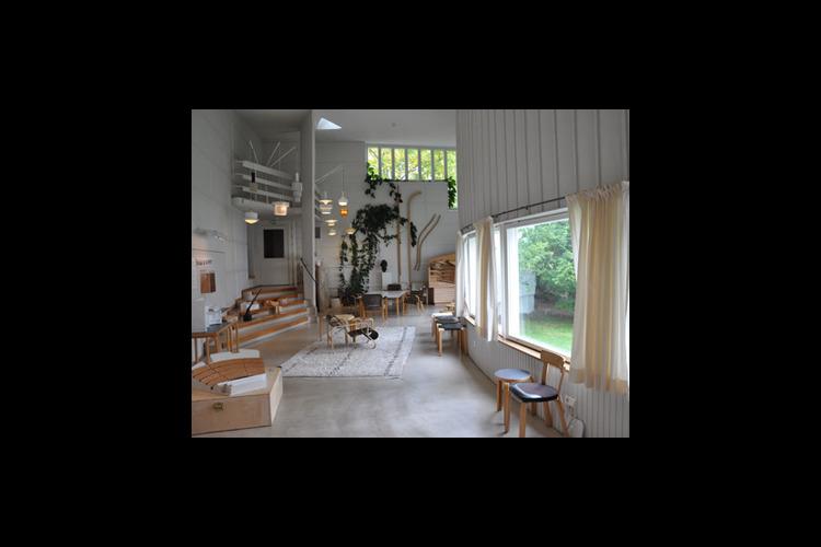北欧デザインに触れる アルヴァ アアルト...の写真