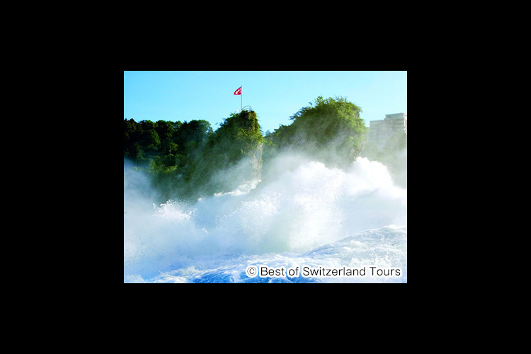ラインの滝半日観光の写真