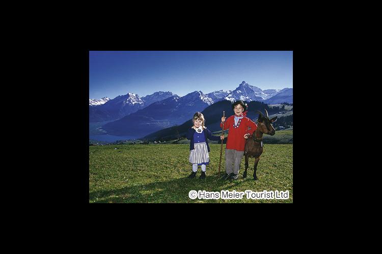 ハイジランドを訪ねて~ラッパーズヴィル、...の写真