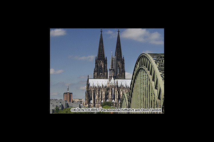 ケルンとリンブルク 1日観光の写真