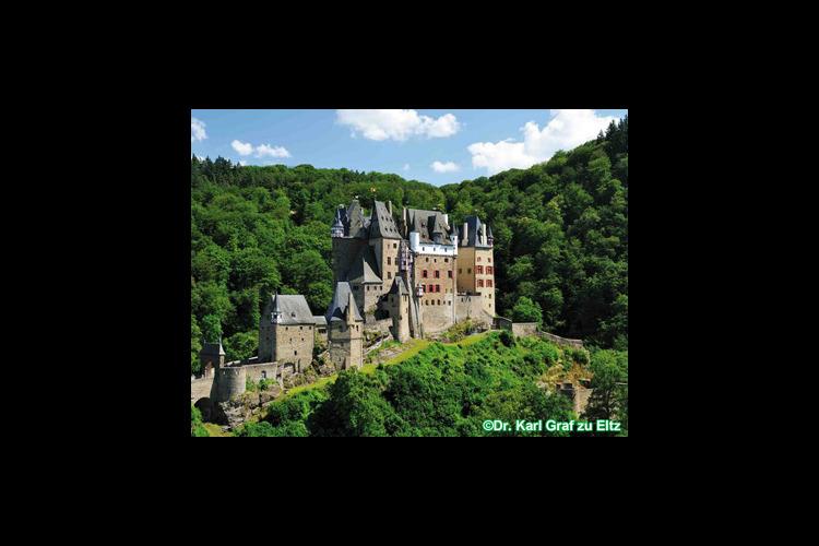 エルツ城 1日観光の写真