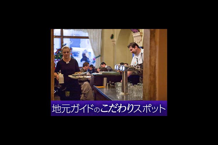 ビール党のベテランガイド細矢さんと行く...の写真