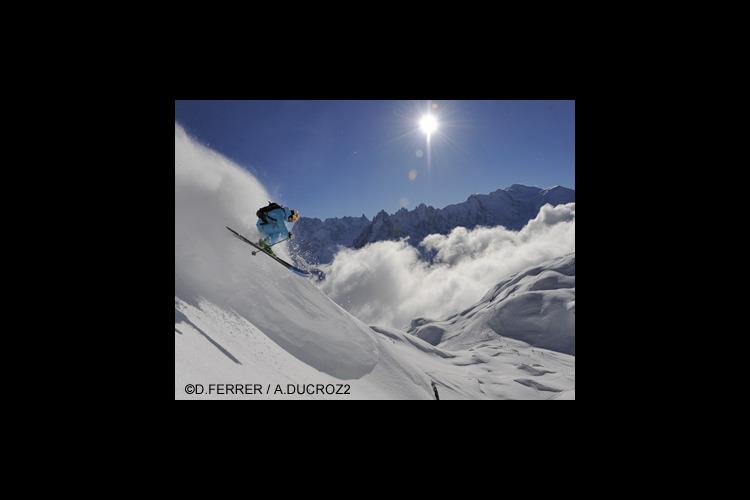 シャモニー・スキーツアーの写真