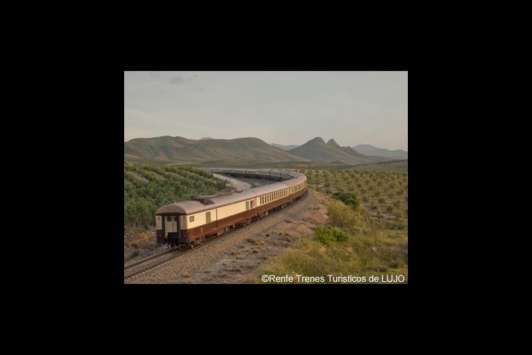 豪華列車「アル・アンダルス」で巡る アン...の写真
