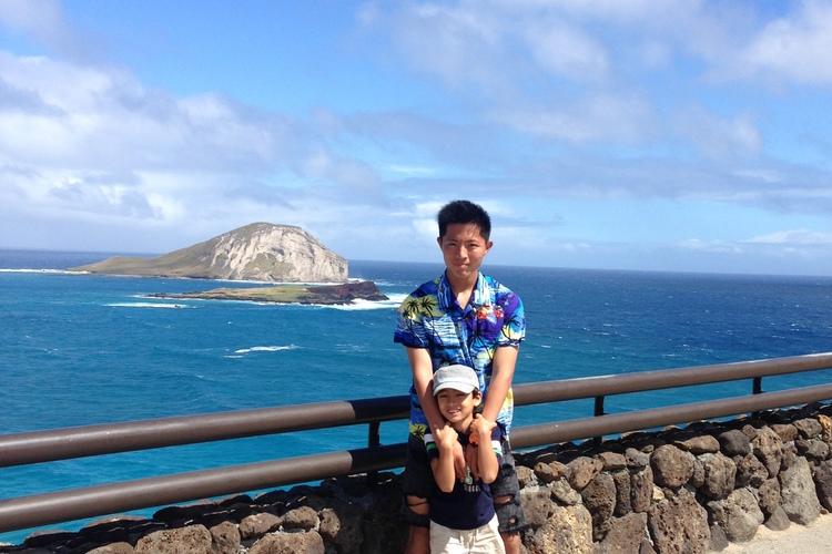 1泊から参加できる ! ハワイでホームス...の写真