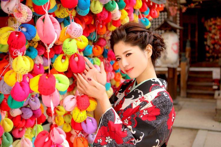 京都で振袖や浴衣撮影をするならSmile...の写真