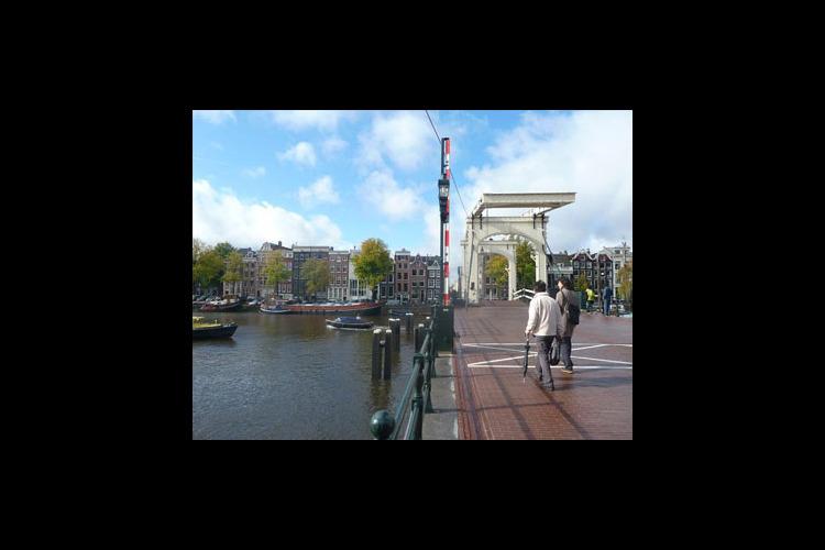 日本語ガイドと歩く アムステルダム・ウォ...の写真