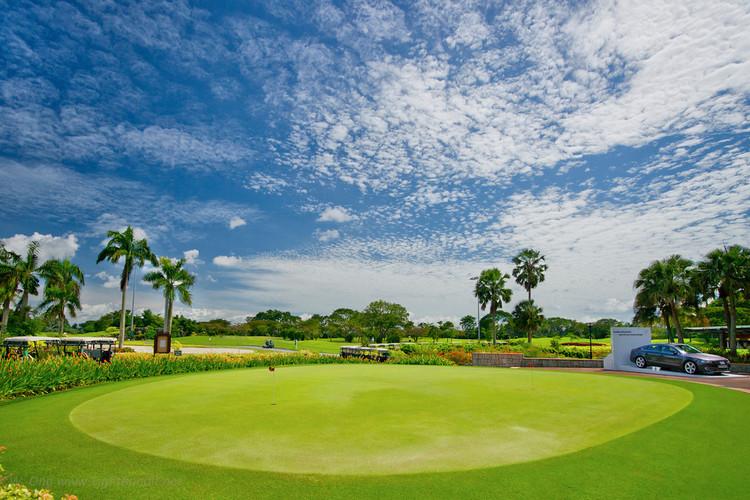 タナメラゴルフコースの写真