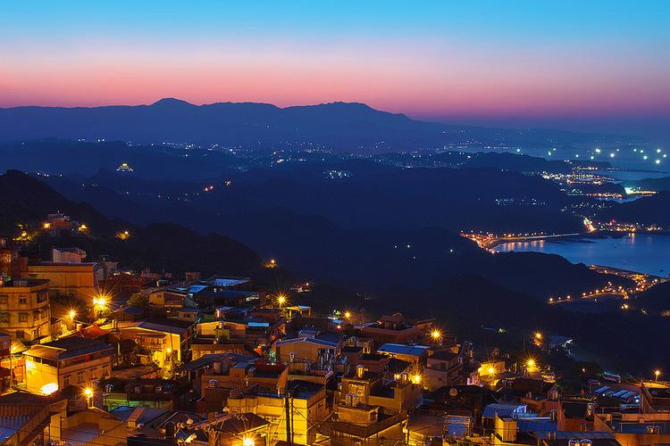 台北の夜を満喫!九份・十分・深坑を巡る午...の写真