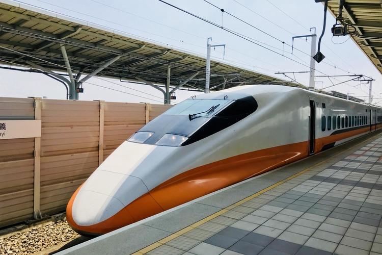 [新幹線チケット/片道]台湾高速鉄道●台...の写真