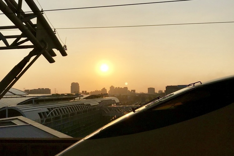 【新幹線チケット/片道】台湾高速鉄道●台...の写真