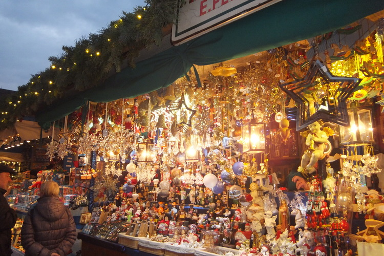 ローテンブルクとニュルンベルクのクリスマ...の写真