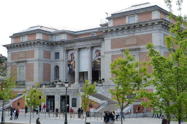 プラド美術館入場!午前マドリード市内見ど...の写真