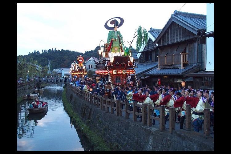 関東三大山車祭「佐原の大祭秋祭り」&26...の写真