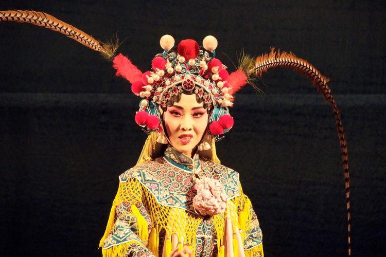 観劇・京劇観賞 これぞ美しさ「北京オペラ...の写真