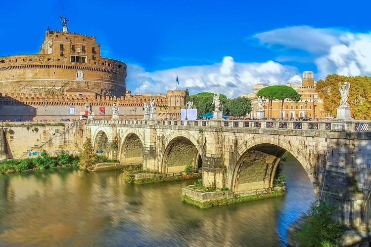 世界遺産を歩いて発見!ローマ市内午後観光...の写真