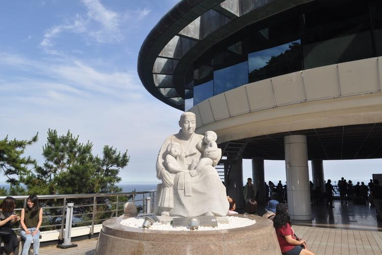 釜山の島ツアーの写真