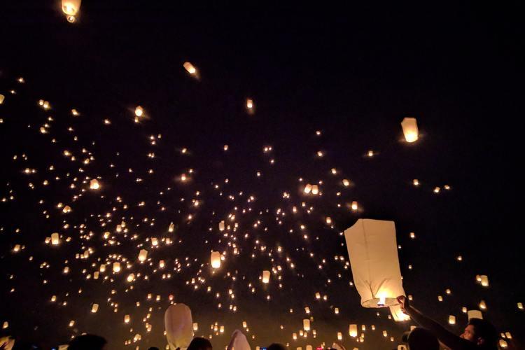 ★2月8日限定★平渓天燈祭鑑賞&十分観光...の写真