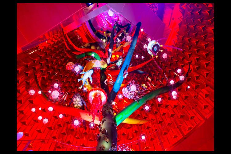 【大阪】48年ぶりの内部公開!太陽の塔内...の写真