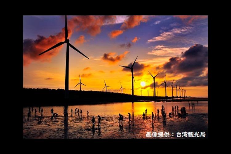 [日本語OK!] 「高美湿地」はベストタ...の写真