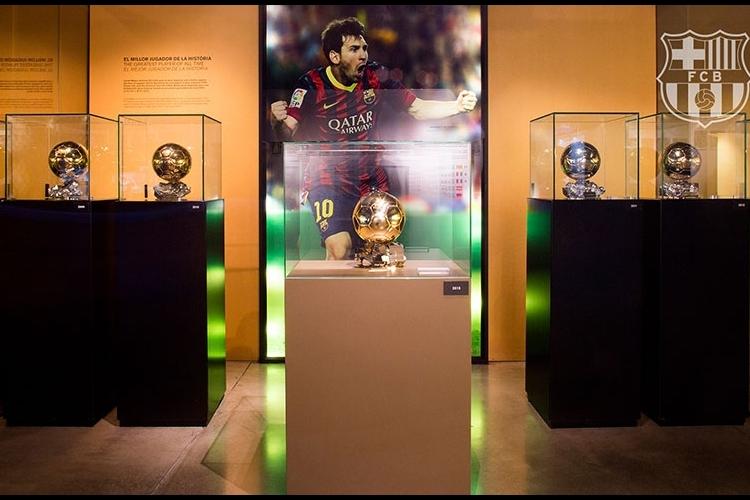 F.Cバルセロナのカンプノウ・サッカース...の写真