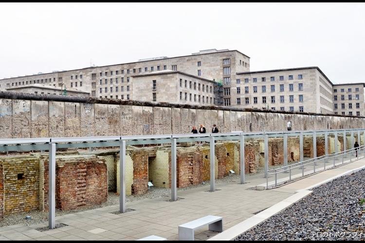 「ベルリンの壁」をテーマに歩く、午前半日...の写真