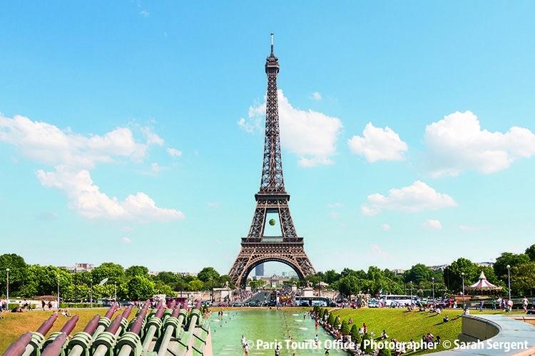モンマルトル散策付き!パリ市内観光午前ツ...の写真