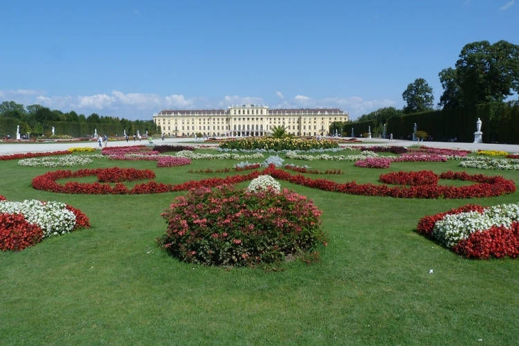 [ウィーン発] シェーンブルン宮殿と音楽...の写真