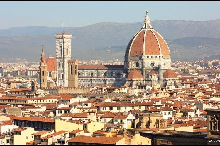 イタリア周遊エッセンス5日間の写真