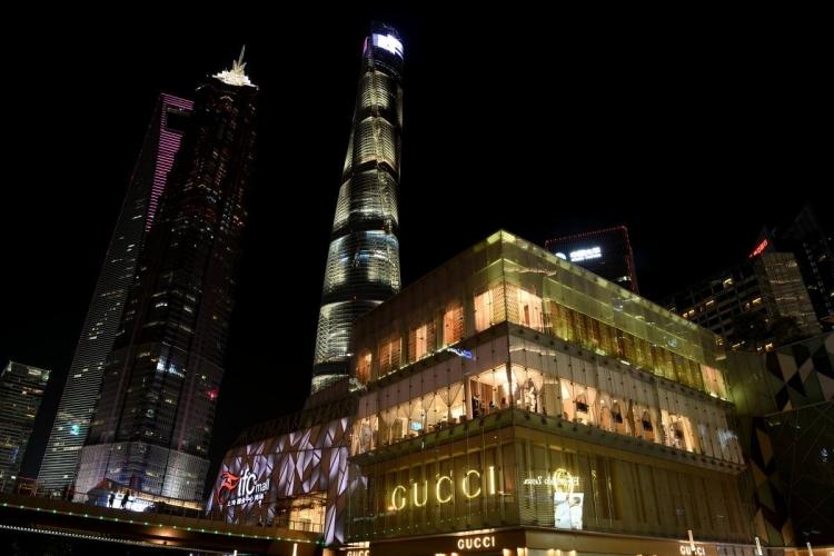 夜の上海 酔いの美しさ ナイトクルーズ&...の写真