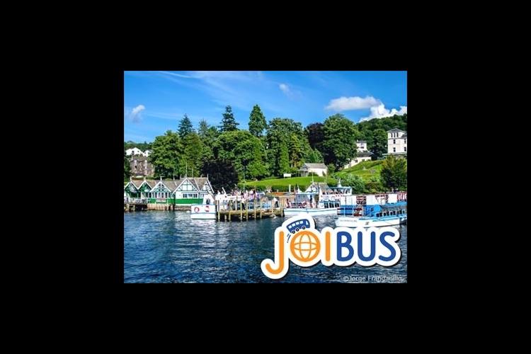 【JOIBUS】エジンバラ発マンチェスタ...の写真