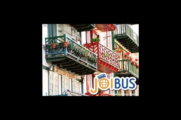 【JOIBUS】サン・セバスチャン発ボル...の写真