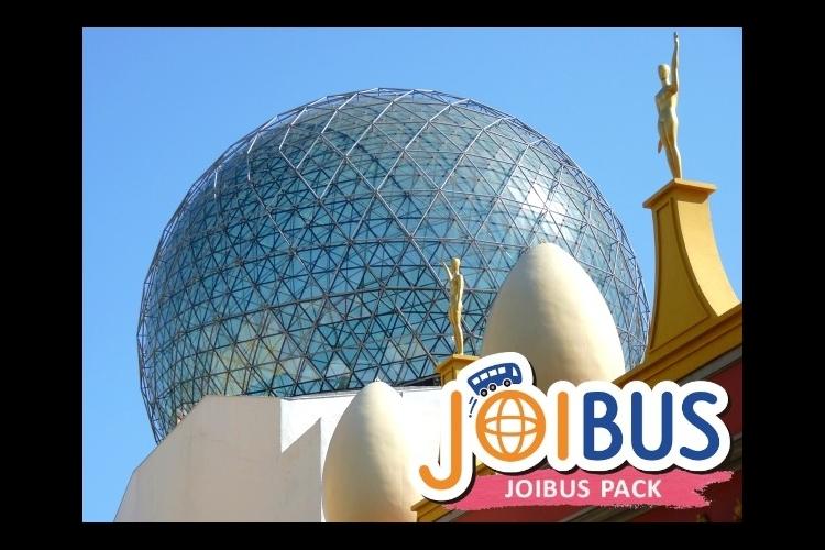 【JOIBUS PACK】バルセロナから...の写真