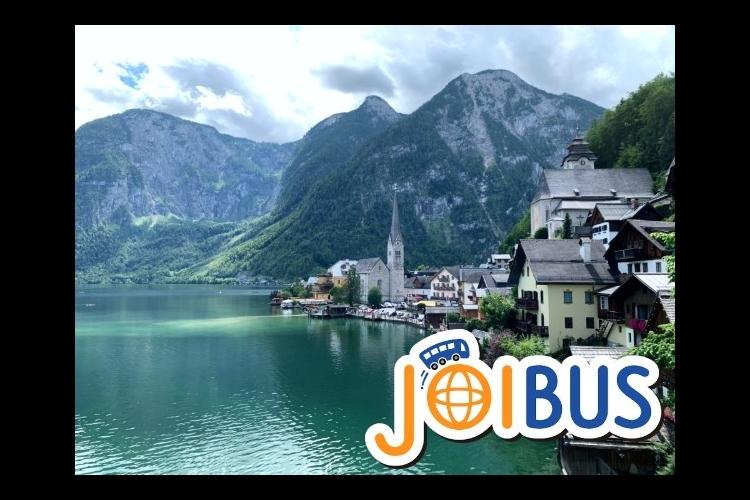 【JOIBUS】ザルツブルク発ウィーン着...の写真