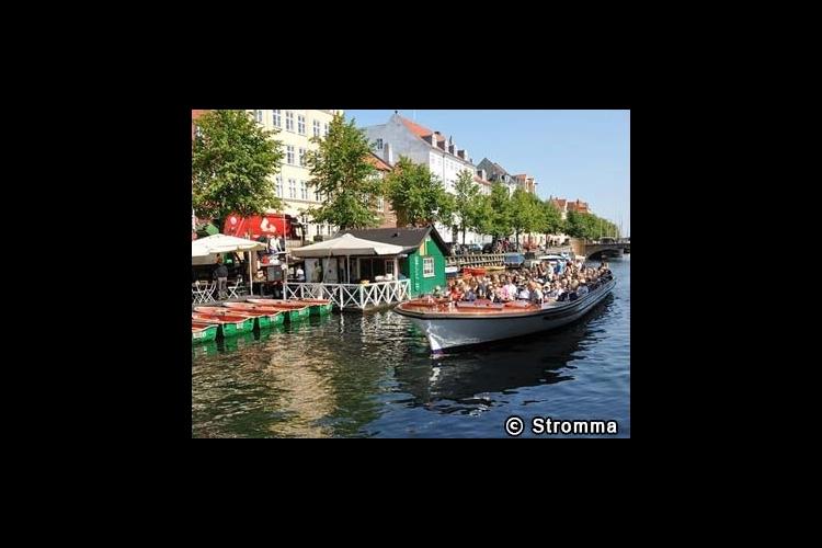 コペンハーゲン運河クルーズツアー(グラン...の写真