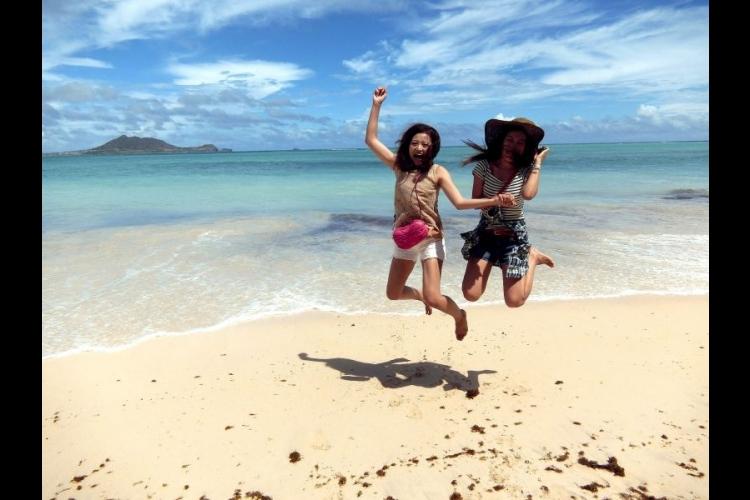 カイルアビーチツアーの写真