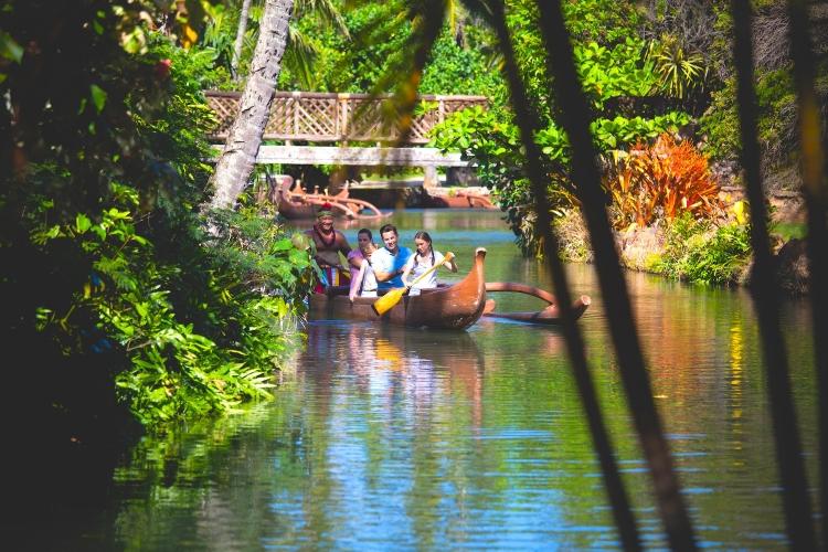 大人気スポット観光&古代ハワイを体感する...の写真