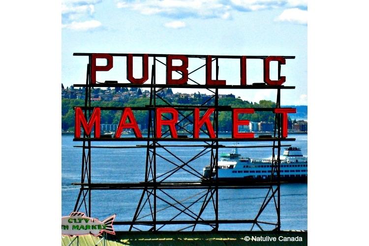 大満足のシアトル1日観光とアウトレットシ...の写真