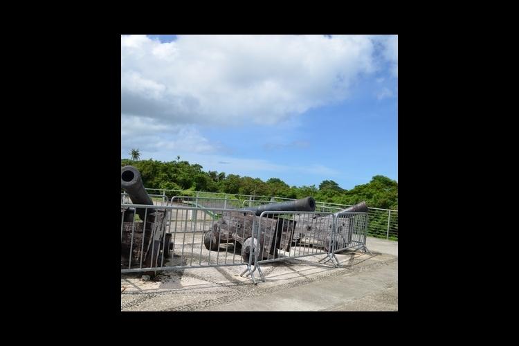 ソレダット砦の絶景!! グアム南部おすす...の写真
