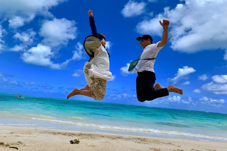 観光はもちろん 海遊びもおまかせ! アッ...の写真