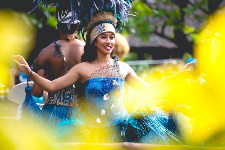 古代ハワイの世界観を冒険!! 巨大テーマ...の写真
