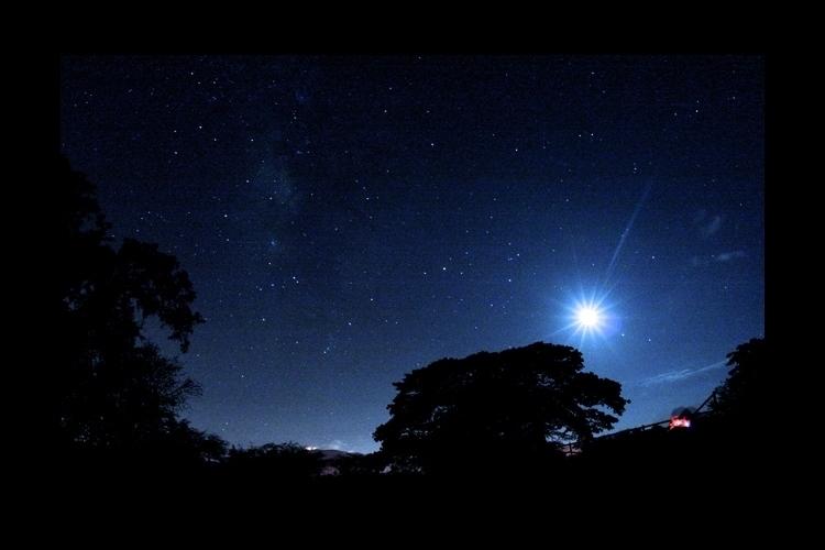 カイルア&ノースショアとサンセット&星空...の写真