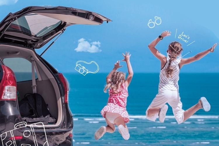 アラモレンタカーで自由自在ハワイ島の旅♪...の写真